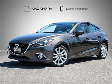 2015 Mazda Mazda3 Sport GT (Stk: P5810A) in Ajax - Image 1 of 27