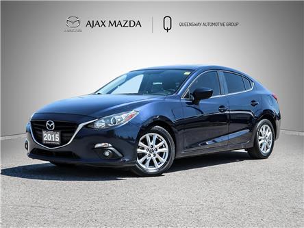 2015 Mazda Mazda3 GS (Stk: P5829) in Ajax - Image 1 of 25