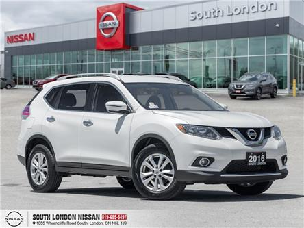 2016 Nissan Rogue SV (Stk: 14604) in London - Image 1 of 18