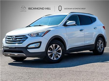 2013 Hyundai Santa Fe Sport 2.0T SE (Stk: 21-509A) in Richmond Hill - Image 1 of 22