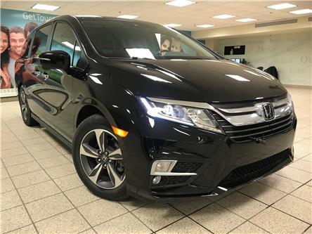 2019 Honda Odyssey EX-L (Stk: 211229A) in Calgary - Image 1 of 10