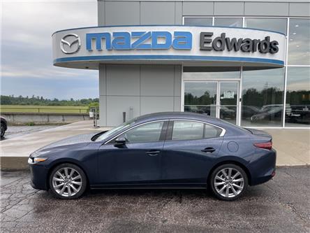 2019 Mazda Mazda3 GT (Stk: 22696) in Pembroke - Image 1 of 26