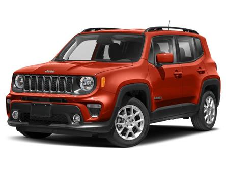 2021 Jeep Renegade North (Stk: 21414) in Mississauga - Image 1 of 9