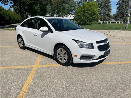 2015 Chevrolet Cruze 1LT (Stk: 10330.0) in Winnipeg - Image 1 of 16