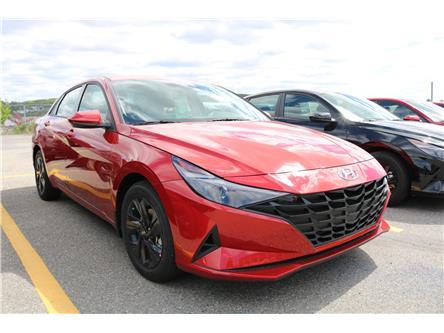 2021 Hyundai Elantra Preferred w/Sun & Tech Pkg (Stk: 12765) in Saint John - Image 1 of 5