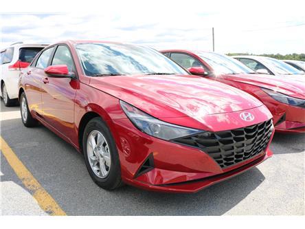 2021 Hyundai Elantra ESSENTIAL (Stk: 12819) in Saint John - Image 1 of 17