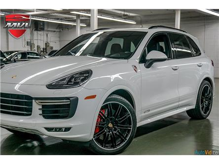 2016 Porsche Cayenne GTS (Stk: ) in Oakville - Image 1 of 35