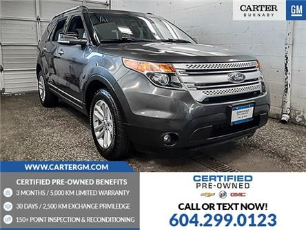 2015 Ford Explorer XLT (Stk: 81-87482) in Burnaby - Image 1 of 22