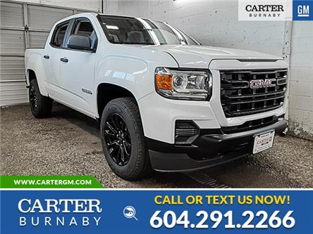 2021 GMC Canyon Elevation Standard (Stk: 81-76010) in Burnaby - Image 1 of 11