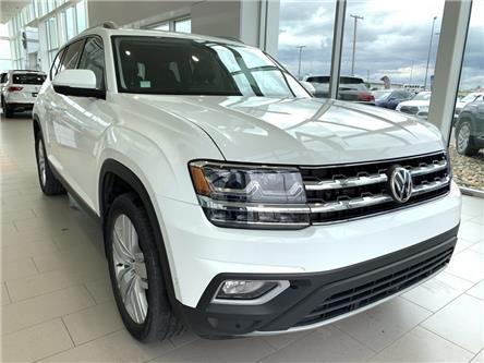 2018 Volkswagen Atlas 3.6 FSI Execline (Stk: V7829) in Saskatoon - Image 1 of 11