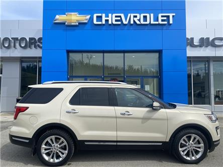 2018 Ford Explorer Limited (Stk: 5200220) in Whitehorse - Image 1 of 20