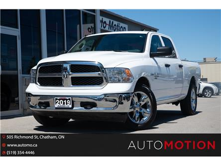 2019 RAM 1500 Classic ST (Stk: 211095) in Chatham - Image 1 of 22