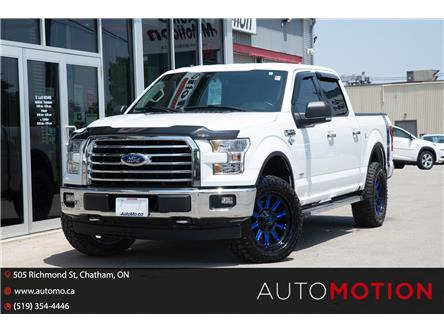 2017 Ford F-150  (Stk: 211042) in Chatham - Image 1 of 25