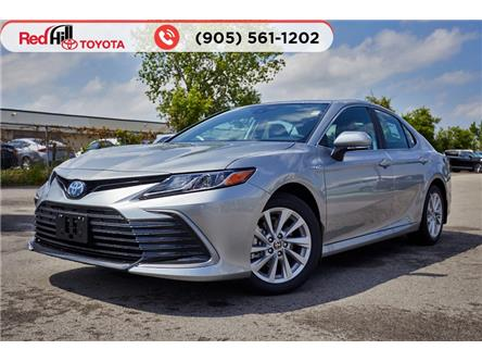 2021 Toyota Camry Hybrid LE (Stk: 21488) in Hamilton - Image 1 of 20