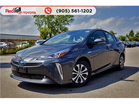 2021 Toyota Prius Technology (Stk: 21569) in Hamilton - Image 1 of 22