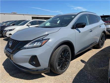 2021 Nissan Murano Midnight Edition (Stk: Y0233) in Cambridge - Image 1 of 6
