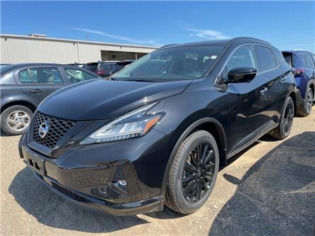 2021 Nissan Murano Midnight Edition (Stk: Y0234) in Cambridge - Image 1 of 6