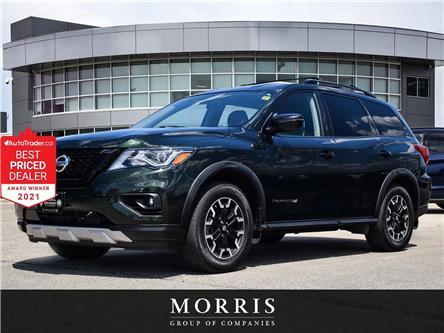 2019 Nissan Pathfinder SV Tech (Stk: 4302) in Winnipeg - Image 1 of 25