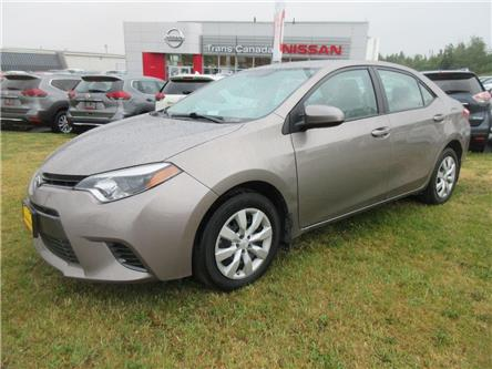 2015 Toyota Corolla  (Stk: 91976A) in Peterborough - Image 1 of 19