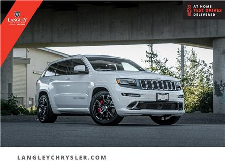 2015 Jeep Grand Cherokee SRT (Stk: LC0823A) in Surrey - Image 1 of 27