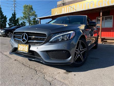 2018 Mercedes-Benz C-Class Base (Stk: 142574) in SCARBOROUGH - Image 1 of 29
