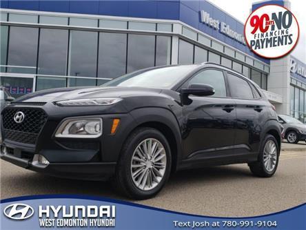 2018 Hyundai Kona SEL (Stk: E5688) in Edmonton - Image 1 of 22