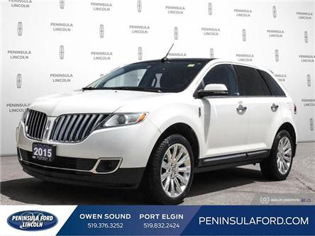 2015 Lincoln MKX Base (Stk: 2308) in Owen Sound - Image 1 of 25