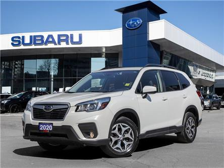2020 Subaru Forester 2.5i Convenience CVT >>No accident<< (Stk: 18349A) in Toronto - Image 1 of 23