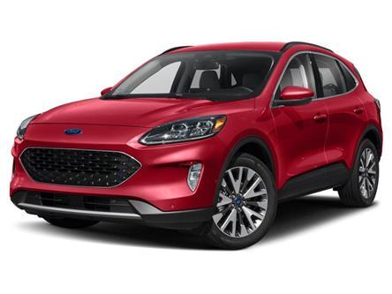 2021 Ford Escape Titanium Hybrid (Stk: M-1539) in Calgary - Image 1 of 9