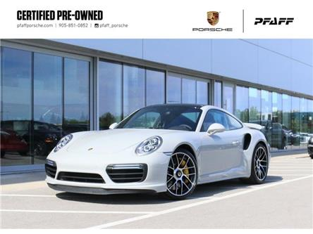 2019 Porsche 911 Turbo S Coupe PDK (Stk: U9754) in Vaughan - Image 1 of 30