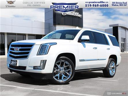 2017 Cadillac Escalade Premium Luxury (Stk: 210671A) in Windsor - Image 1 of 30