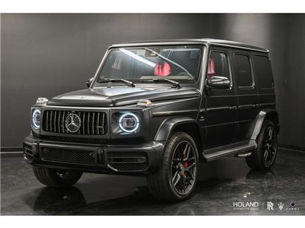 2020 Mercedes-Benz AMG G 63 Base (Stk: W1NYC7) in Montreal - Image 1 of 30