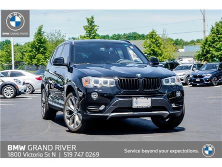 2016 BMW X3 xDrive28i (Stk: PW5875A) in Kitchener - Image 1 of 24