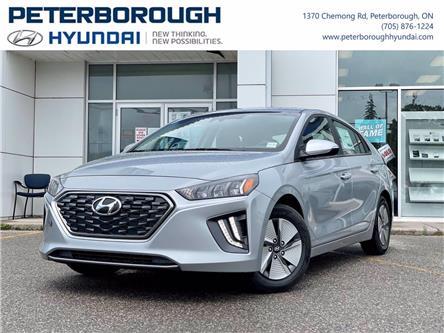 2021 Hyundai Ioniq Hybrid Preferred (Stk: H13005) in Peterborough - Image 1 of 30