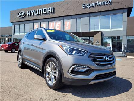 2017 Hyundai Santa Fe Sport 2.0T Limited (Stk: N1229A) in Charlottetown - Image 1 of 29
