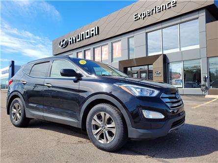 2015 Hyundai Santa Fe Sport 2.4 Premium (Stk: N1318A) in Charlottetown - Image 1 of 9