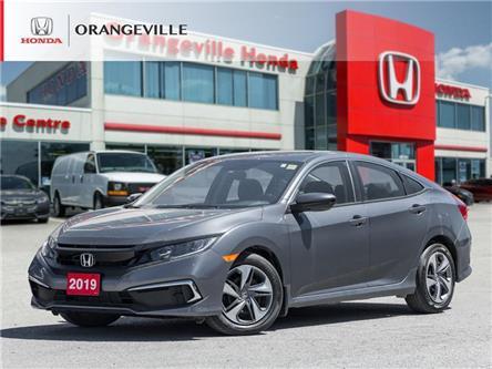 2019 Honda Civic LX (Stk: F21062A) in Orangeville - Image 1 of 19