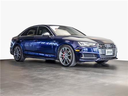 2018 Audi S4 3.0T Technik (Stk: 93678A) in Nepean - Image 1 of 21