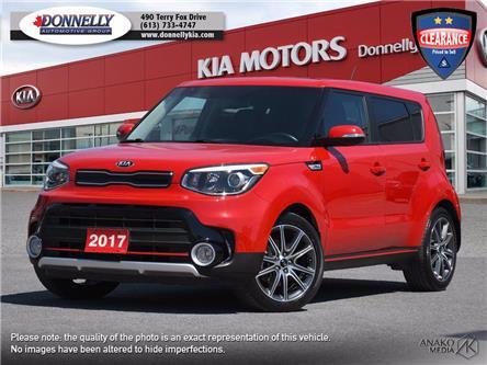 2017 Kia Soul  (Stk: KV432DTA) in Kanata - Image 1 of 27