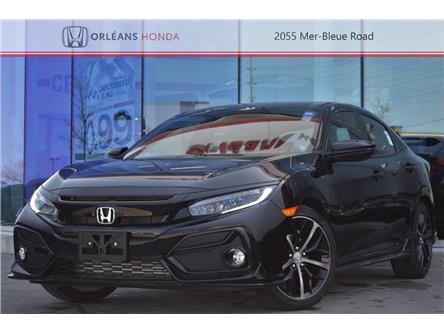 2021 Honda Civic Sport (Stk: 16-210366) in Orléans - Image 1 of 26