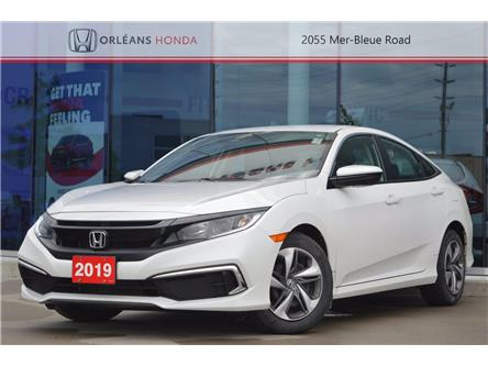 2019 Honda Civic LX (Stk: 16-210262A) in Orléans - Image 1 of 15