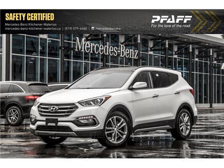 2017 Hyundai Santa Fe Sport 2.0T Limited (Stk: 40170A) in Kitchener - Image 1 of 21