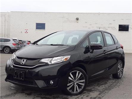 2016 Honda Fit EX-L Navi (Stk: 17-P8002) in Ottawa - Image 1 of 13