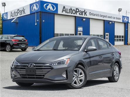 2020 Hyundai Elantra Preferred (Stk: 20-89291T) in Georgetown - Image 1 of 20
