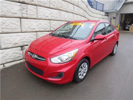2016 Hyundai Accent GL $46/wk ALL IN EXTENDED WARRANTY (Stk: D10705A) in Fredericton - Image 1 of 18