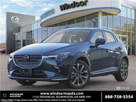 2021 Mazda CX-3 GT (Stk: C314000) in Windsor - Image 1 of 23