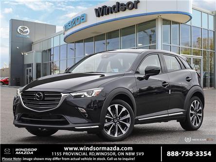 2021 Mazda CX-3 GT (Stk: C314190) in Windsor - Image 1 of 23