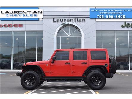 2015 Jeep Wrangler Unlimited Rubicon (Stk: BC0113A) in Greater Sudbury - Image 1 of 33