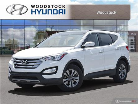 2014 Hyundai Santa Fe Sport 2.4 Luxury (Stk: TN22005A) in Woodstock - Image 1 of 27