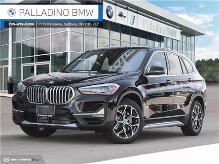 2021 BMW X1 xDrive28i (Stk: 0310) in Sudbury - Image 1 of 35
